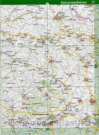 Карты Белгородской Области Для Cityguide